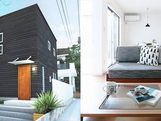 850万円からはじめる新築一戸建て CUBIC(キュービック): オレンジハウスが手掛けた一戸建て住宅です。