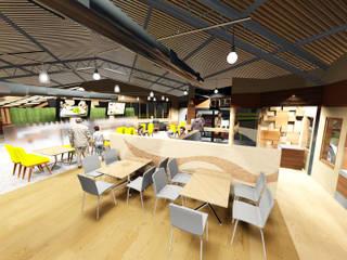 Panadería Andina de Loft estudio C.A. Clásico