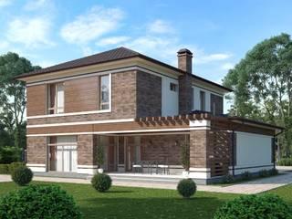 Верден_229 кв.м.: Дома в . Автор – Vesco Construction