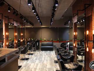 FOLLICLES SALON by CONCEPTIONS Industrial
