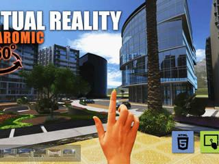 Virtual reality real estate companies Doha, Qatar Yantram Architectural Design Studio Modern