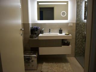 Ванные комнаты в . Автор – Studio Tecnico Progettisti Associati Ing. Marani Marco & Arch. Dei Claudia