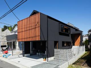 modern Houses by 藤森大作建築設計事務所