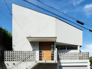 Casas de estilo moderno de 藤森大作建築設計事務所 Moderno
