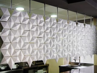 THE BEST LOOKING KITCHEN ROOM DIVIDER IS HERE! de Bloomming Moderno