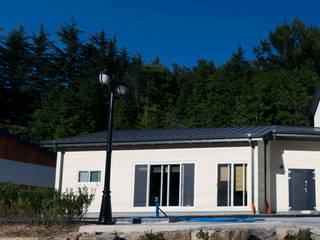 순천 석형동 전원주택: 모든스토어의  주택
