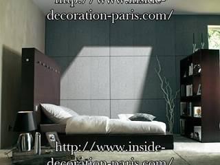 Tarifs: Chambre de style  par Agence Inside DECO