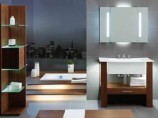 Tarifs: Salle de bains de style  par Agence Inside DECO