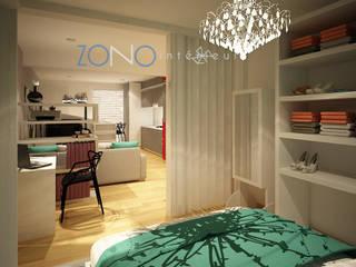 Zono Interieur Habitaciones modernas