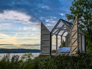 Mit der Natur Verbunden Skandinavischer Garten von Ecologic City Garden - Paul Marie Creation Skandinavisch