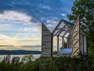 Mit der Natur Verbunden Skandinavischer Garten von Paul Marie Creation Garden Design & Swimmingpools Skandinavisch