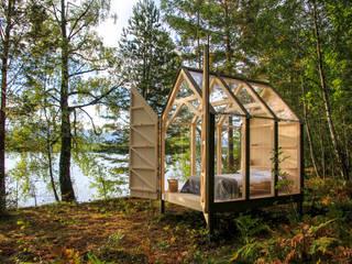 Jardines escandinavos de Paul Marie Creation Garden Design & Swimmingpools Escandinavo