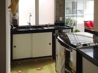 Projeto JBB - reforma completa de duplex por RC|a+d Arquitetura Moderno