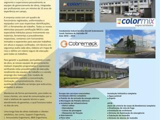 apresentaçao 02 Reger Reformas e Instalações