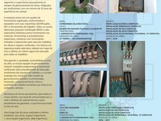 apresentaçao 03 Reger Reformas e Instalações