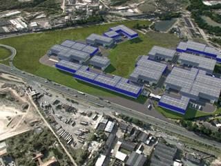 de Arquitetura Sônia Beltrão & associados Industrial