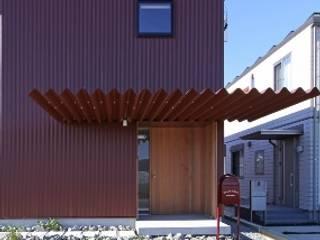 おおいわのこや: amp / アンプ建築設計事務所が手掛けた家です。
