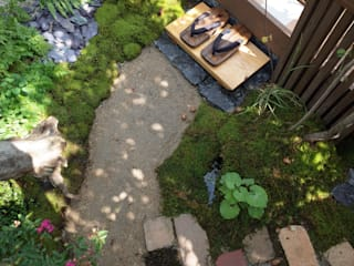 Antejardines de estilo  por 株式会社 髙橋造園土木  Takahashi Landscape Construction.Co.,Ltd