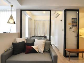 Bedroom Minimalist bedroom by homify Minimalist