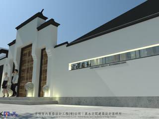 Zen garden by 京悅室內裝修設計工程(有)公司|真水空間建築設計居研所, Asian