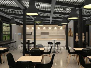 em²tasarım – Hürriyet Bekaş Cafe:  tarz