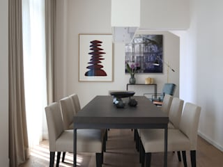 S3 - Penthouse at Park tredup Design.Interiors Dining roomTables