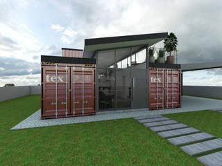 房子 by Petillo Arquitetura