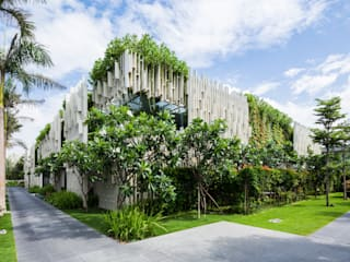 Naman Retreat Pure Spa bởi MIA Design Studio Hiện đại
