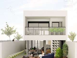 Residência Reserva da Mata por Studio Monfre Arquitetura Moderno