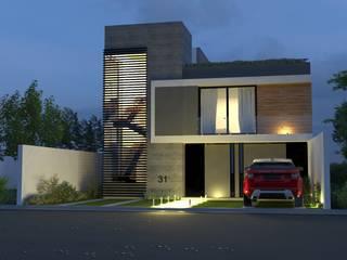 V Arquitectura Modern Houses