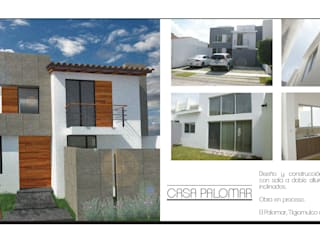 Arquimia Arquitectos Single family home