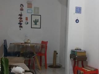 Projeto de interiores Salas de estar clássicas por Karina Barreto arquitetura Clássico