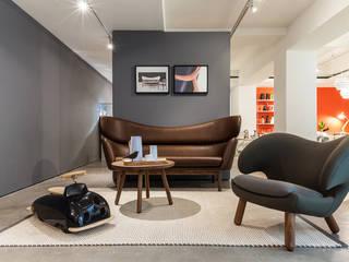 解放坐姿!擁抱般的舒適感《鵜鶘椅》: 斯堪的納維亞  by 北歐櫥窗, 北歐風
