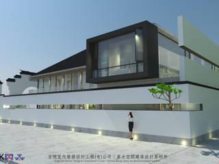 Garden by 京悅室內裝修設計工程(有)公司|真水空間建築設計居研所, Asian