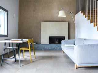 Moderne woonkamers van Claude Petarlin Modern