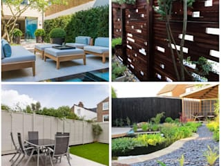 press profile homify Modern style gardens