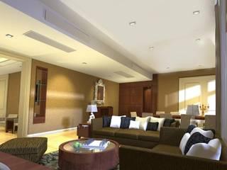 Plaza athenee condominium:   by simply fine studio
