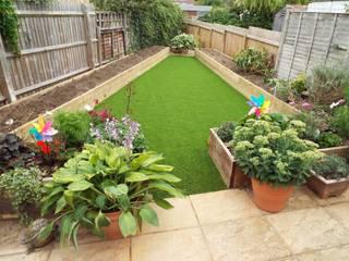 Rear Garden makeover Banbury, Oxfordshire by Alexander John Garden Design & Maintenance