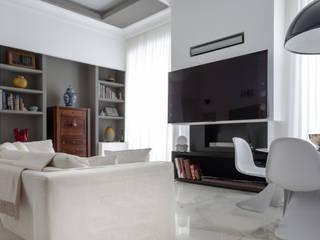 Klassische Wohnzimmer von Viú Architettura Klassisch