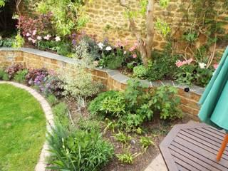 Walled Garden design and makeover. Bodicote, Oxfordshire by Alexander John Garden Design & Maintenance