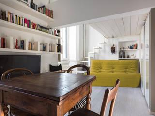 Moderne Wohnzimmer von Viú Architettura Modern