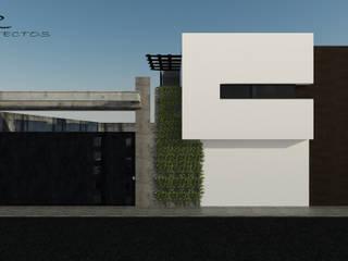 HOUSE SA-D TULA Casas modernas de GT-R Arquitectos Moderno