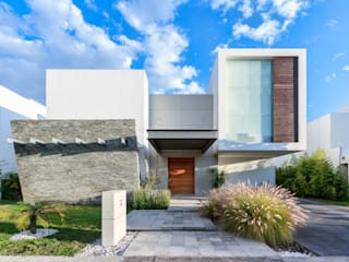 Casas modernas por SANTIAGO PARDO ARQUITECTO Moderno
