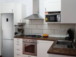 Cocina rústica: Cocinas integrales de estilo  de ADesign mallorca