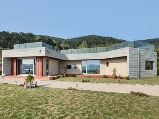 투엠투건축사사무소 現代房屋設計點子、靈感 & 圖片