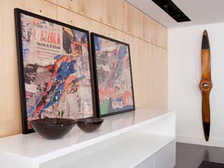 Projeto Rafael de Barros Salas de jantar minimalistas por Kika Tiengo Arquitetura Minimalista
