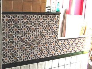 """""""Orientalische"""" Wandgestaltung -  Made in Spain:  Spa von KerBin GbR   Fliesen  Naturstein  Mosaik"""