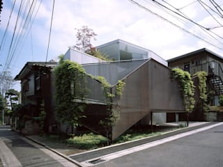 e-house: 福島加津也+冨永祥子建築設計事務所が手掛けた家です。,