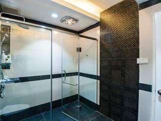 Casas de banho modernas por TNHH XDNT&TM Hoàng Lâm Moderno