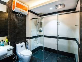 Nowoczesna łazienka od TNHH XDNT&TM Hoàng Lâm Nowoczesny
